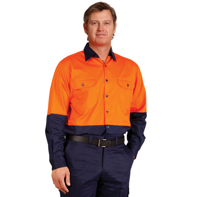Picture of Long Sleeve Safety Shirt