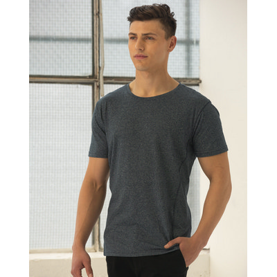 Picture of Mens High Performance Heather Tee