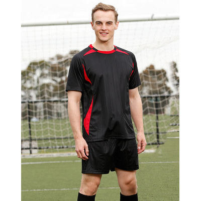 Picture of Adult Shoot Soccer Tee