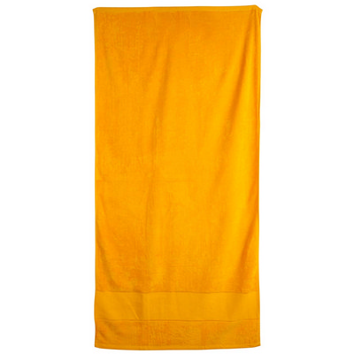 Picture of Terry Velour Beach Towel