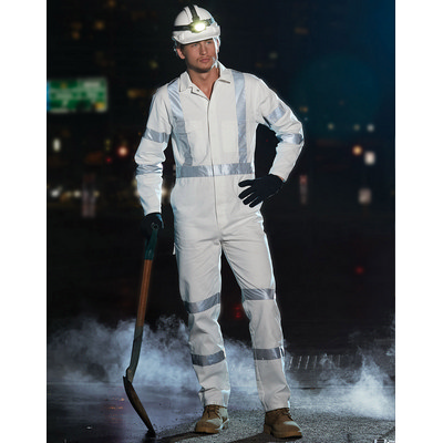 Picture of Mens Biomotion Nightwear Coverall With X Back Tape Configuration