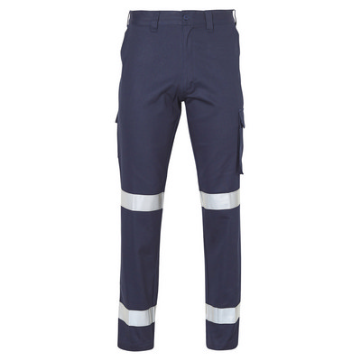 Picture of Pre-Shrunk Drill Pants With 3M Tapes Long Leg