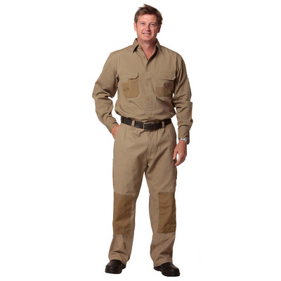 Picture of Cordura Durable Work Pants Stout Size