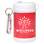 Antibacterial Wipes Canister