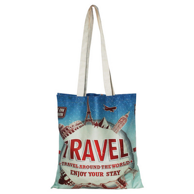 Picture of Full-Colour Cotton Tote Bag