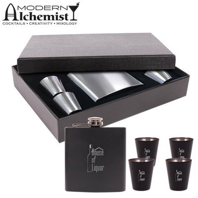 Picture of Craignure Flask Gift Set