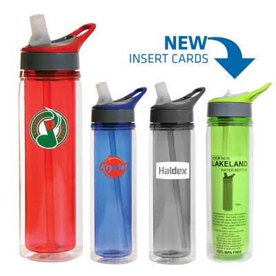 Picture of Lakeland Tritan Insulated Water Bottle