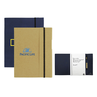 Picture of Large Tuck Journal Book