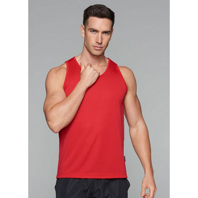 Picture of Mens Botany Singlet