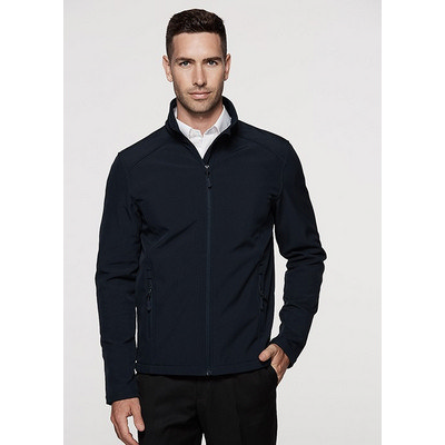 Picture of Mens Selwyn Soft-Shell Jacket