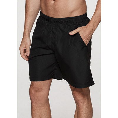 Picture of Mens Pongee Shorts