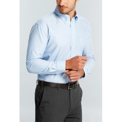 Picture of MENS OXFORD LONG SLEEVE SHIRT