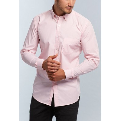 Picture of MENS GINGHAM SLIM FIT SHIRT