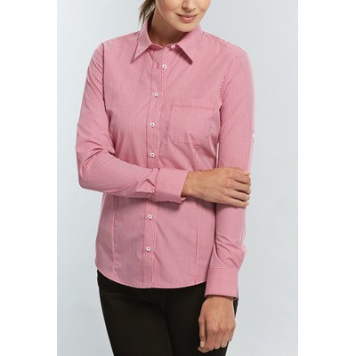 Picture of WOMENS GINGHAM SLIM FIT SHIRT