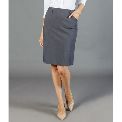 Picture of WOMENS BOX PLEAT SKIRT