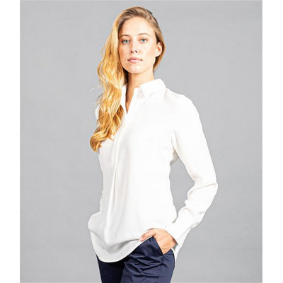 Picture of QUINN PLACKET FRONT TOP