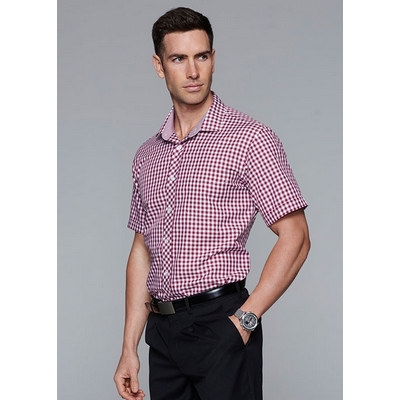 Picture of Mens Brighton Short Sleeve Shirt