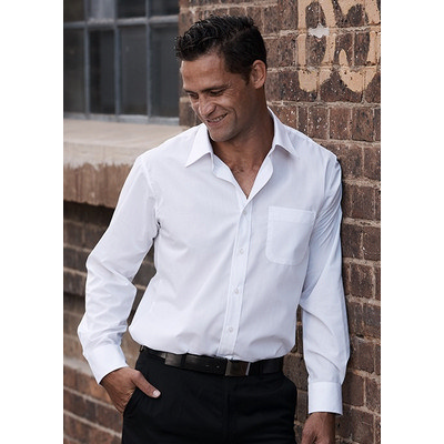 Picture of Mens Kingswood Long Sleeve Shirt