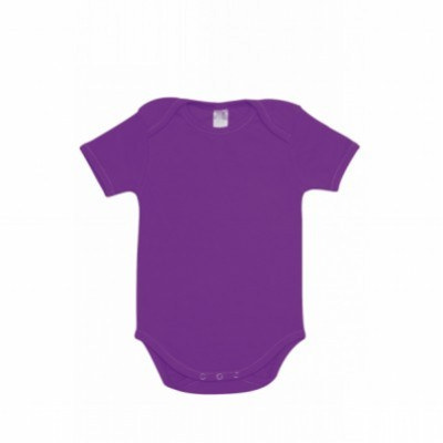 Picture of Babies short sleeve romper