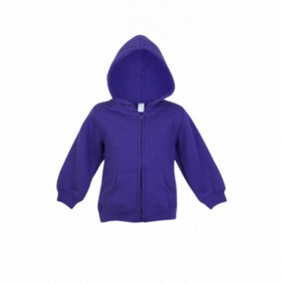 Picture of Babies fleece zip hoodie