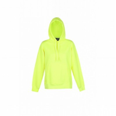Picture of LadiesJuniors fluoro hoodie