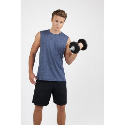 Picture of Mens Tank Top - Greatness Heather Range