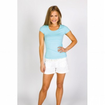 Picture of COTTONSPANDEX LADIES TEE