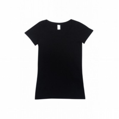 Picture of LADIES RAW COTTON WAVE T-SHIRTS