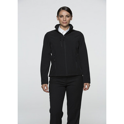 Picture of Ladies Olympus Soft - Shell Jacket