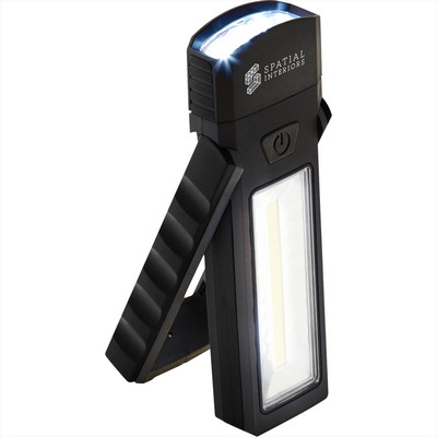 Picture of COB Magnetic Worklight with Torch and St
