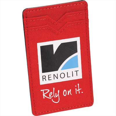 Picture of Dual Pocket RFID Phone Wallet