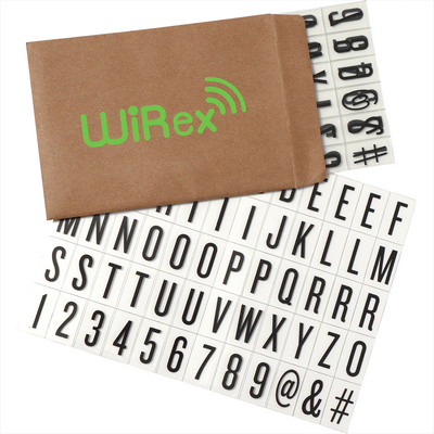 Picture of Letters for Cinema Light Box-Small
