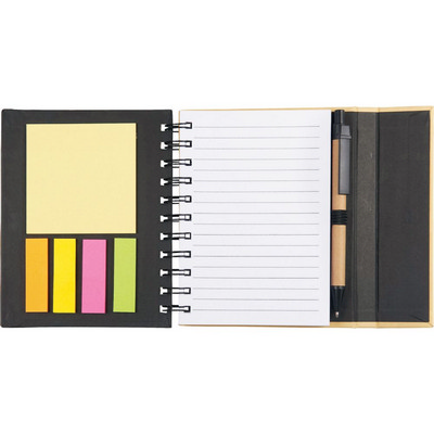 Picture of Lock-it Mini Spiral Notebook