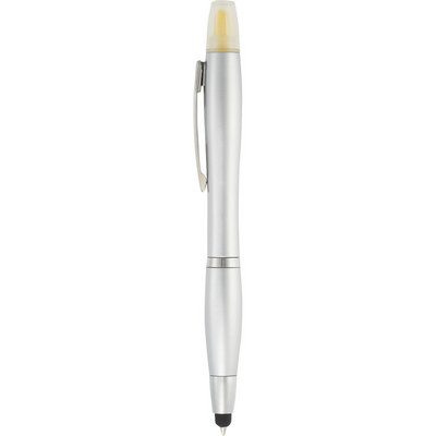 Picture of Nash Pen-Stylus-Highlighter - Glamour