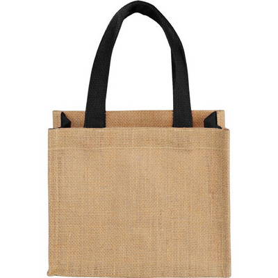 Picture of Mini Jute Gift Tote