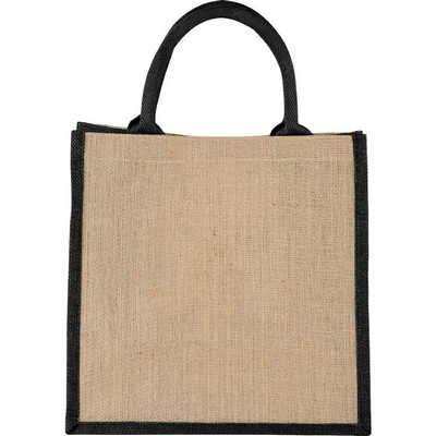 Picture of Medium Jute Gift Tote