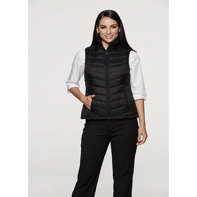 Picture of Ladies Snowy Puffer Vest