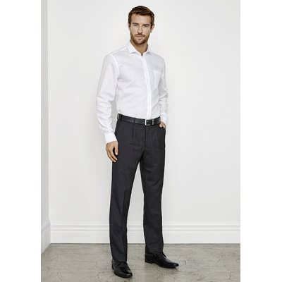 Picture of Mens Classic Pleat Front Pant