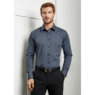 Picture of Mens Trend Long Sleeve Shirt