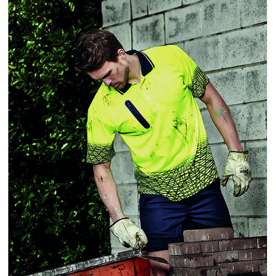 Picture of Mens Tracks Polo