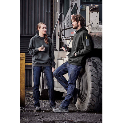 Picture of Womens Stretch Denim Work Jeans