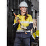 Womens Rugged Cooling Taped Hi Vis Splic