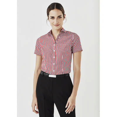 Picture of Womens Springfield Short Sleeve Shirt
