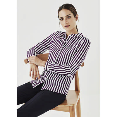 Picture of Womens Verona Long Sleeve Blouse