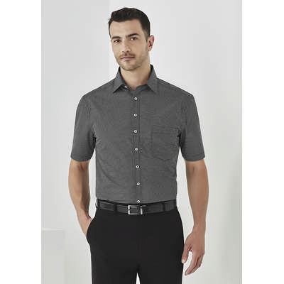 Picture of Mens Oscar Short Sleeve Shirt