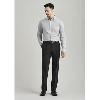 Picture of Mens One Pleat Pant Stout