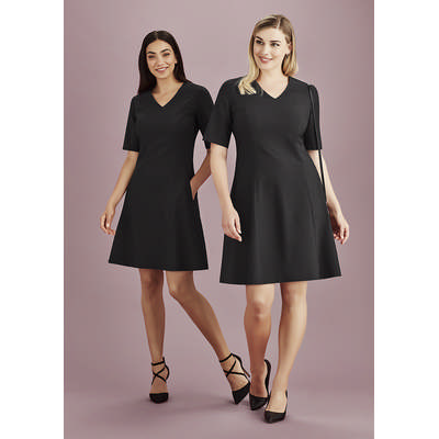 Picture of Womens Siena Extended Sleeve Dress