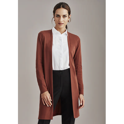 Picture of Womens Chelsea Long Line Cardigan