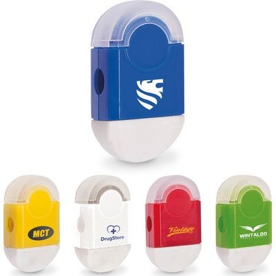 Picture of Duo Eraser And Sharpener