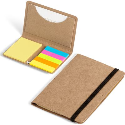 Picture of Caption Business Card Holder & Sticky Fl